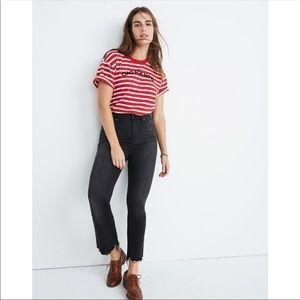 Madewell Curvy Cali Demi Boot Jeans